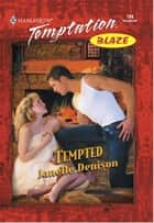 Tempted ebook by Janelle Denison