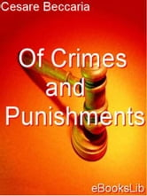 Of Crimes and Punishments ebook by Cesare Beccaria