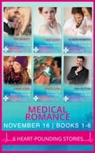Medical Romance November 2016 Books 1-6: The Nurse's Christmas Gift / The Midwife's Pregnancy Miracle / Their First Family Christmas / The Nightshift Before Christmas / It Started at Christmas… / Unwrapped by the Duke ebook by Tina Beckett, Kate Hardy, Alison Roberts,...