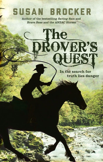 Drovers Quest ebook by Susan Brocker