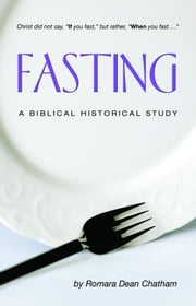 Fasting ebook by Chathem, RD