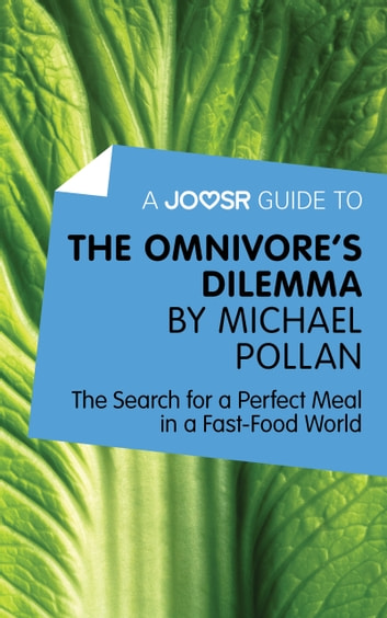 the trouble with omnivores explained in michael When i read michael pollan's the omnivore's dilemma for the first time two summers ago, i was taken aback by a relatively innocent passage in his section on the supermarket pastoral food chain: taken as a whole, the story on offer in whole foods is a pastoral narrative in which farm animals live much as.