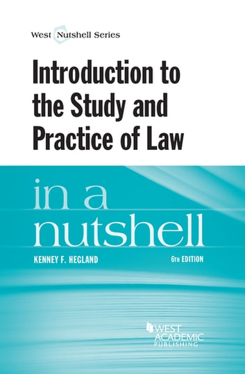 Pdf introduction study practice nutshell full book download introduction study practice nutshell introduction to the study and practice of in a nutshell 6th ebook fandeluxe Image collections