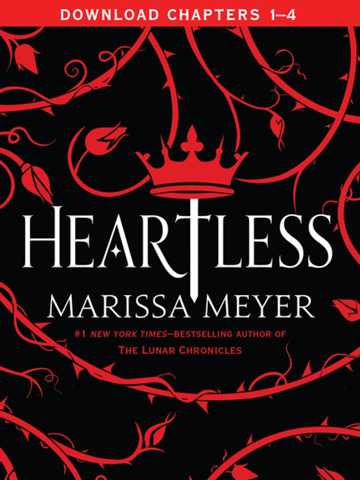 Heartless Chapters 14 Ebook By Marissa Meyer