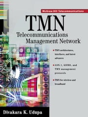 TMN: Telecommunications Management Network ebook by Udupa, Divakara