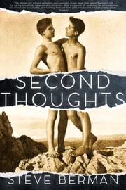 Second Thoughts: More Queer and Weird Stories ebook by Steve Berman