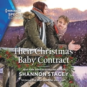 Their Christmas Baby Contract audiobook by Shannon Stacey