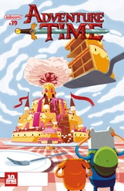 Adventure Time #39 ebook by Chris Hastings,Zachary Sterling