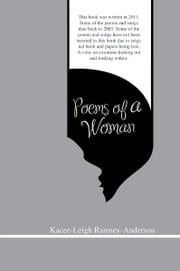 Poems of a Woman ebook by Kacee-Leigh Ramsey-Anderson