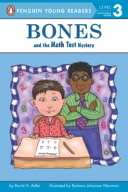 Bones and the Math Test Mystery ebook by David A. Adler,Barbara Newman,Phillip Church