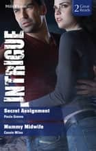 Secret Assignment/Mummy Midwife ebook by Cassie Miles, PAULA GRAVES