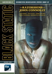 Black Static #47 (July-August 2015) ebook by TTA Press