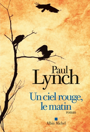 Un ciel rouge, le matin ebook by Paul Lynch