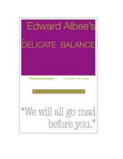 A Delicate Balance ebook by Edward Albee