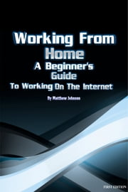 Working From Home - - A Beginners Guide To Working On The Internet ebook by Matthew Johnson