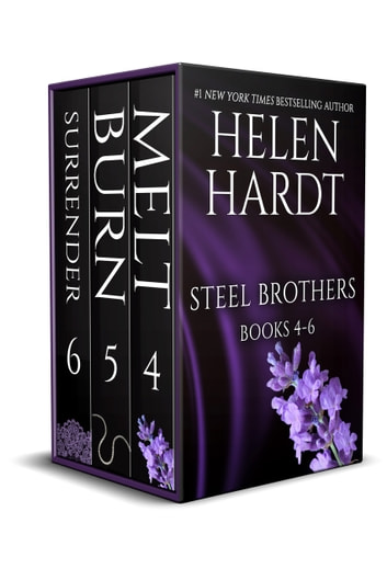 Steel Brothers Saga Books 4-6 ebook by Helen Hardt