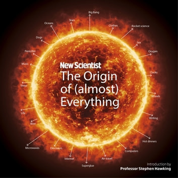 New Scientist: The Origin of (almost) Everything - from the Big Bang to Belly-button Fluff audiobook by New Scientist,Stephen Hawking,Graham Lawton