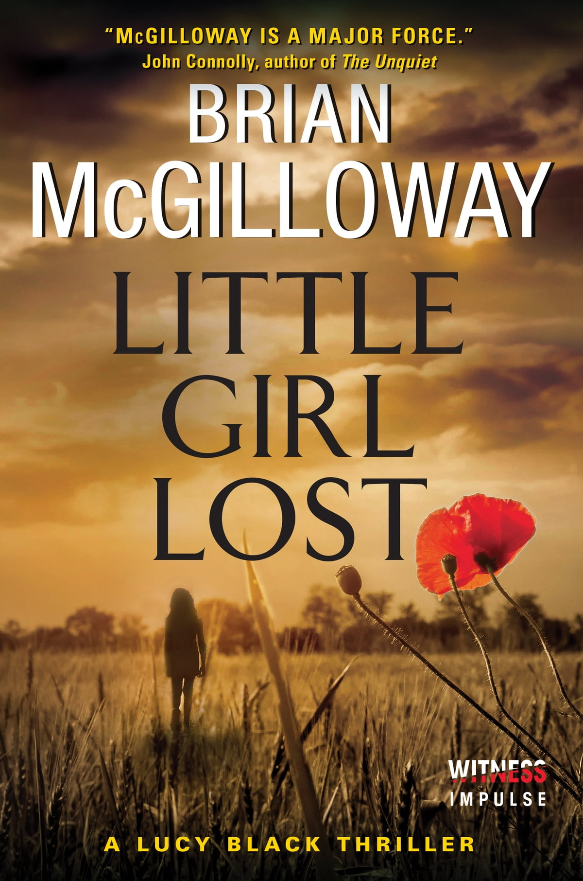 Little Girl Lost  A Lucy Black Thriller Ebook By Brian Mcgilloway