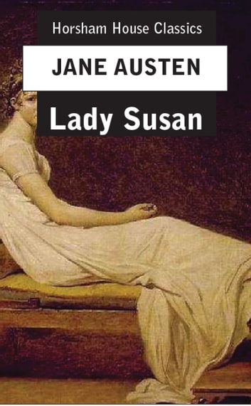Lady Susan ebook by Jane Austen