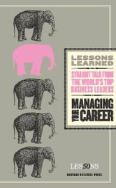 Managing Your Career ebook by Fifty Lessons