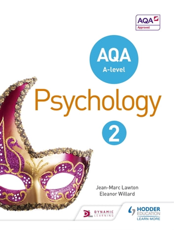 AQA A-level Psychology Book 2 ebook by Jean-Marc Lawton,Eleanor Willard