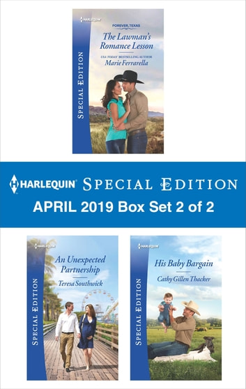 Harlequin Special Edition April 2019 - Box Set 2 of 2 - An Anthology ekitaplar by Marie Ferrarella,Teresa Southwick,Cathy Gillen Thacker