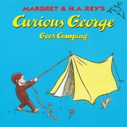 Curious George Goes Camping (Read-aloud) ebook by H. A. Rey