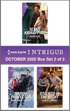 Harlequin Intrigue October 2020 - Box Set 2 of 2 ebook by Barb Han, Julie Anne Lindsey, Carla Cassidy