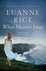 What Matters Most - A Novel ebook by Luanne Rice