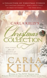 Carla Kelly's Christmas Collection ebook by Carla Kelly
