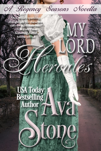 My Lord Hercules ebook by Ava Stone