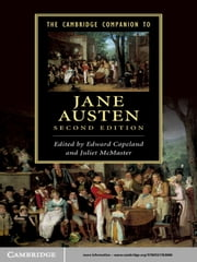 The Cambridge Companion to Jane Austen ebook by