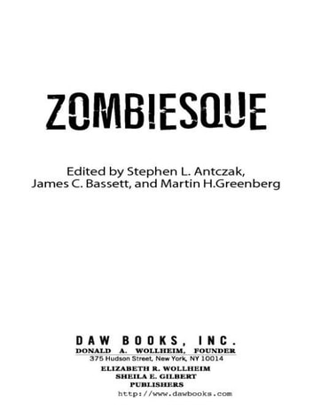 Zombiesque ebook by