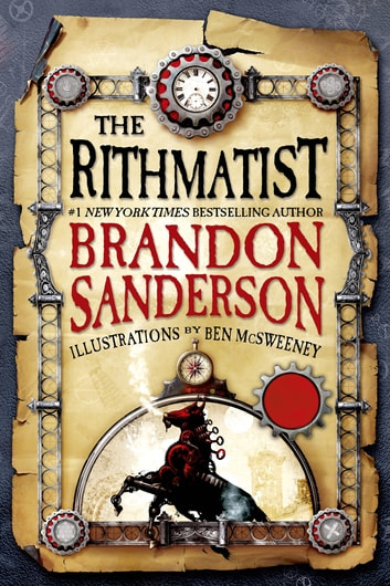 The Rithmatist ebook by Brandon Sanderson