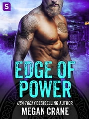 Edge of Power - (Viking Dystopian Romance) ebook by Megan Crane