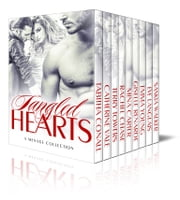 Tangled Hearts (An Alpha Menage Collection) ebook by Catherine Vale,Emma Young,Mina Carter