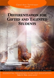 Differentiation for Gifted and Talented Students ebook by Dr. Carol Ann Tomlinson,Sally M. Reis