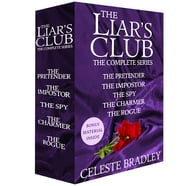 The Liar's Club, the Complete Series - The Pretender, The Imposter, The Spy, The Charmer, and The Rogue ebook by Celeste Bradley