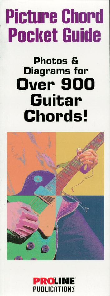 Picture Chord Pocket Guide  Music Instruction  Ebook By
