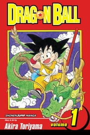 Dragon Ball, Vol. 1 (SJ Edition) - The Monkey King ebook by Akira Toriyama,Akira Toriyama