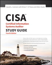 CISA: Certified Information Systems Auditor Study Guide ebook by David L. Cannon