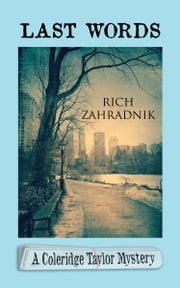 Last Words ebook by Rich Zahradnik