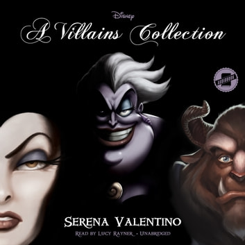 A Villains Collection audiobook by Serena Valentino