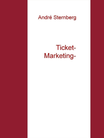 High Ticket Marketing ebook by Andre Sternberg