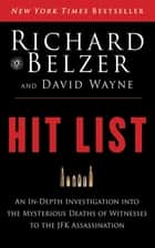 Hit List ebook by Richard Belzer,David Wayne