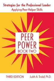 Peer Power ebook by Judith A. Tindall