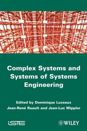 Complex Systems and Systems of Systems Engineering ebook by