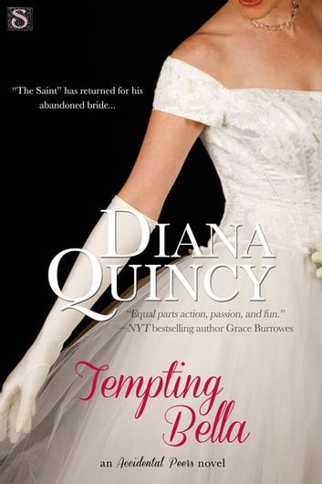 Tempting Bella ebook by Diana Quincy