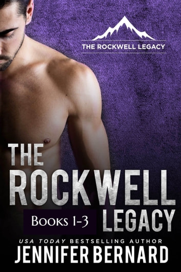 The Rockwell Legacy Box Set (Books 1-3) E-bok by Jennifer Bernard