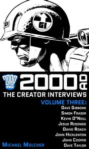 2000 AD: The Creator Interviews - Volume 03 ebook by Michael Molcher